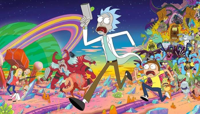 Rick and Morty brinca com regras de viagem no tempo de Vingadores: Ultimato