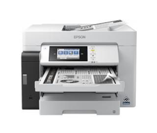 Epson EcoTank Pro ET-M16680 Driver Download