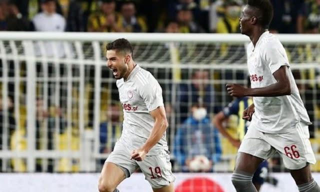 Φενέρμπαχτσε-Ολυμπιακός 0-3:Άλωσε την Κωνσταντινούπολη ο Ολυμπιακός (hl)