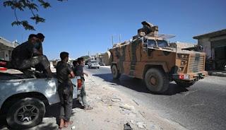 Turki Kirim Militer Dalam Jumlah Besar ke Idlib