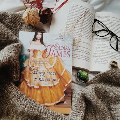 Cztery noce z księciem - Eloisa James