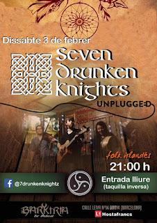 Seven Drunken Knights