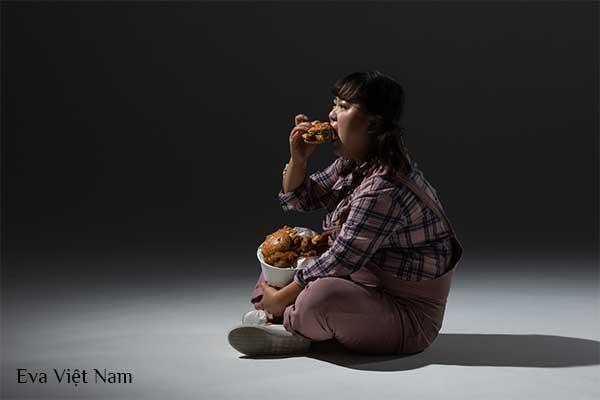 Stress là nguyên nhân gây mỡ bụng dưới