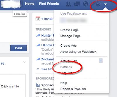 stop autoplay videos on Facebook