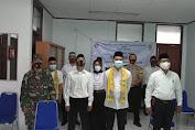 Pelantikan FKDM Kecamatan dan Kelurahan Se - Jakbar secara Virtual melalui Zoom Meeting