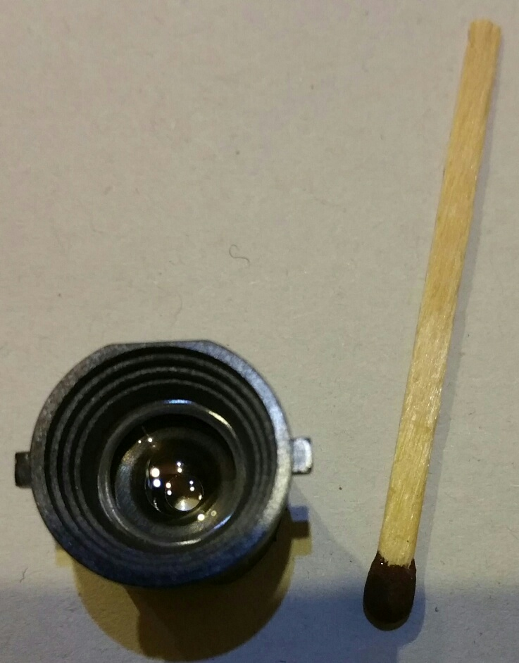 Adaption von Objektiven aus Ritsch-Ratsch Kameras