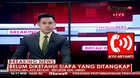 Frekuensi siaran iNews TV di satelit ChinaSat 11 Terbaru