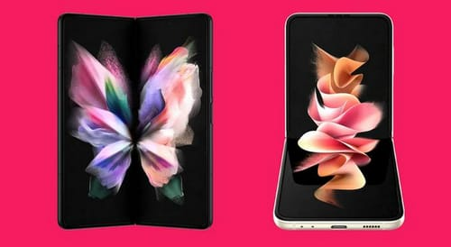 Can foldable phones produce the 3D TV experience?