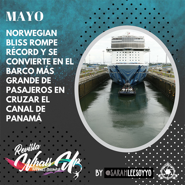Norwegian-Bliss-record-barco-grande-pasajeros-Canal-Panama