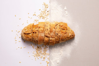 How To Make Basic Homemade Bread | Easy Bread recipe, basic bread recipes bake bread in home