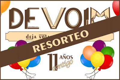 Banner del resorteo del 11º Aniversario