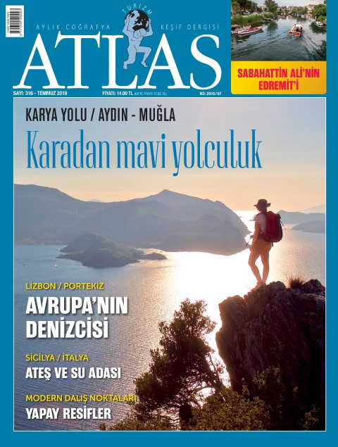 Atlas Temmuz 2019 Dergi PDF indir