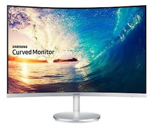 Monitor PC SAMSUNG 27 Inch Curved LED LC27F591FDE