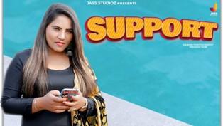 Support Lyrics - Simmi Hans