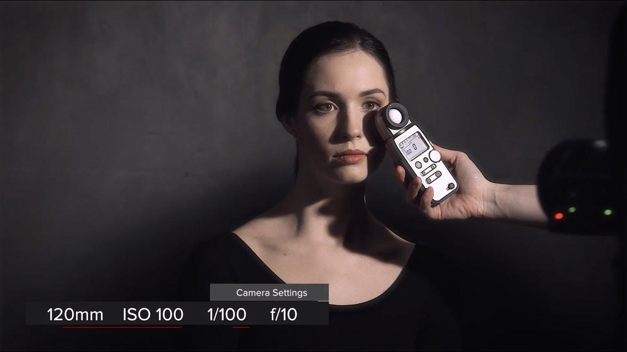 Controlling Strobe Lighting For A Cinematic & Dramatic Portrait | PRO EDU Tutorial from Chris Knight