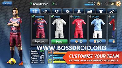 Download Final kick: Online football Apk Mod