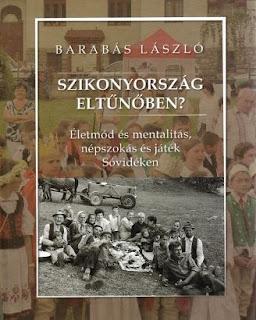 Dr. Barabás László: Szikonyország eltűnőben