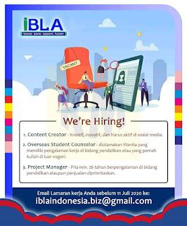 3 Posisi di Ibla Indonesia