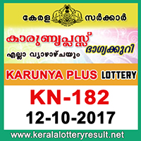 KERALA LOTTERY, kl result yesterday,lottery results, lotteries results, keralalotteries, kerala lottery,   keralalotteryresult, kerala lottery result, kerala lottery result live, kerala lottery results, kerala lottery today, kerala   lottery result today, kerala lottery results today, today kerala lottery result, kerala lottery result 12-10-2017, Karunya   plus lottery results, kerala lottery result today Karunya plus, Karunya plus lottery result, kerala lottery result Karunya   plus today, kerala lottery Karunya plus today result, Karunya plus kerala lottery result, KARUNYA PLUS LOTTERY   KN 182 RESULTS 12-10-2017, KARUNYA PLUS LOTTERY KN 182, live KARUNYA PLUS LOTTERY KN-182,   Karunya plus lottery, kerala lottery today result Karunya plus, KARUNYA PLUS LOTTERY KN-182, today Karunya   plus lottery result, Karunya plus lottery today result, Karunya plus lottery results today, today kerala lottery result   Karunya plus, kerala lottery results today Karunya plus, Karunya plus lottery today, today lottery result Karunya plus,   Karunya plus lottery result today, kerala lottery result live, kerala lottery bumper result, kerala lottery result   yesterday, kerala lottery result today, kerala online lottery results, kerala lottery draw, kerala lottery results, kerala   state lottery today, kerala lottare, keralalotteries com kerala lottery result, lottery today, kerala lottery today draw   result, kerala lottery online purchase, kerala lottery online buy, buy kerala lottery online