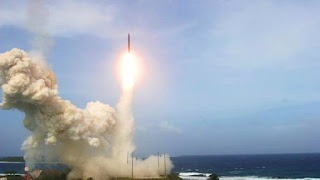 Rudal Pencegat ICBM Ground Mid-Course System (GMD)
