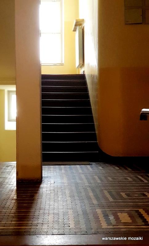 warszawa warsaw powiśle ulice warszawy architektura syrkus henrich kamienica architecture klatka schodowa