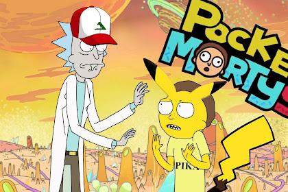Game Pocket Mortys