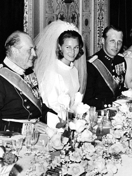 The Wedding Of King Harald V And Queen Sonja