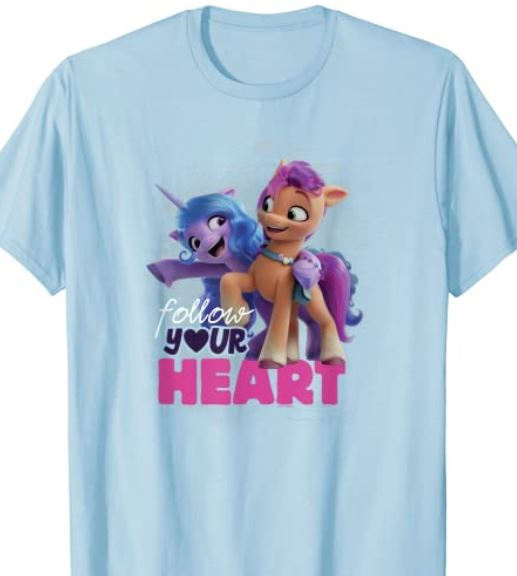 My Little Pony: A New Generation Follow Your Heart Duo T-Shirt