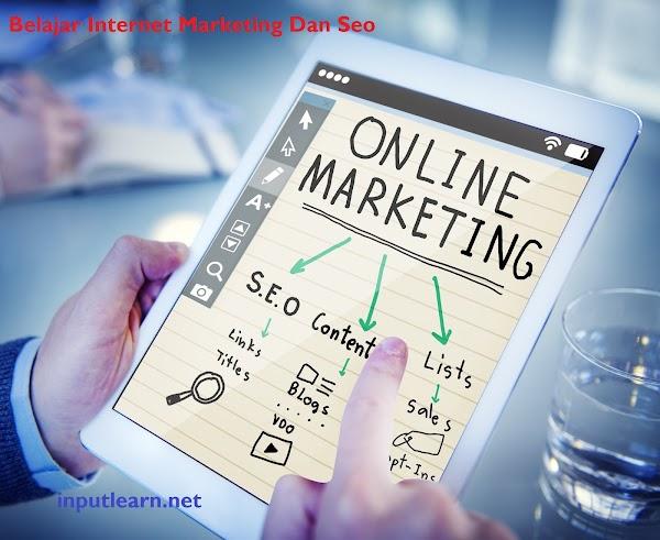 Tips Belajar Optimasi SEO Dan Internet Marketing, Download Ebook Gratis