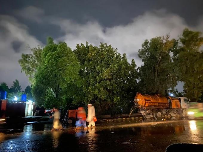 مون سون کے چوتھے اسپیل سے لاہور میں رحمت کی بارشیں