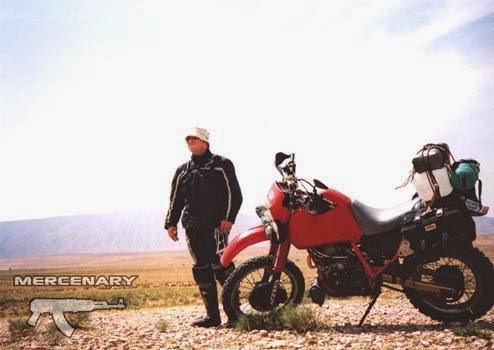 Mercenary Garage - Morocco April 2003