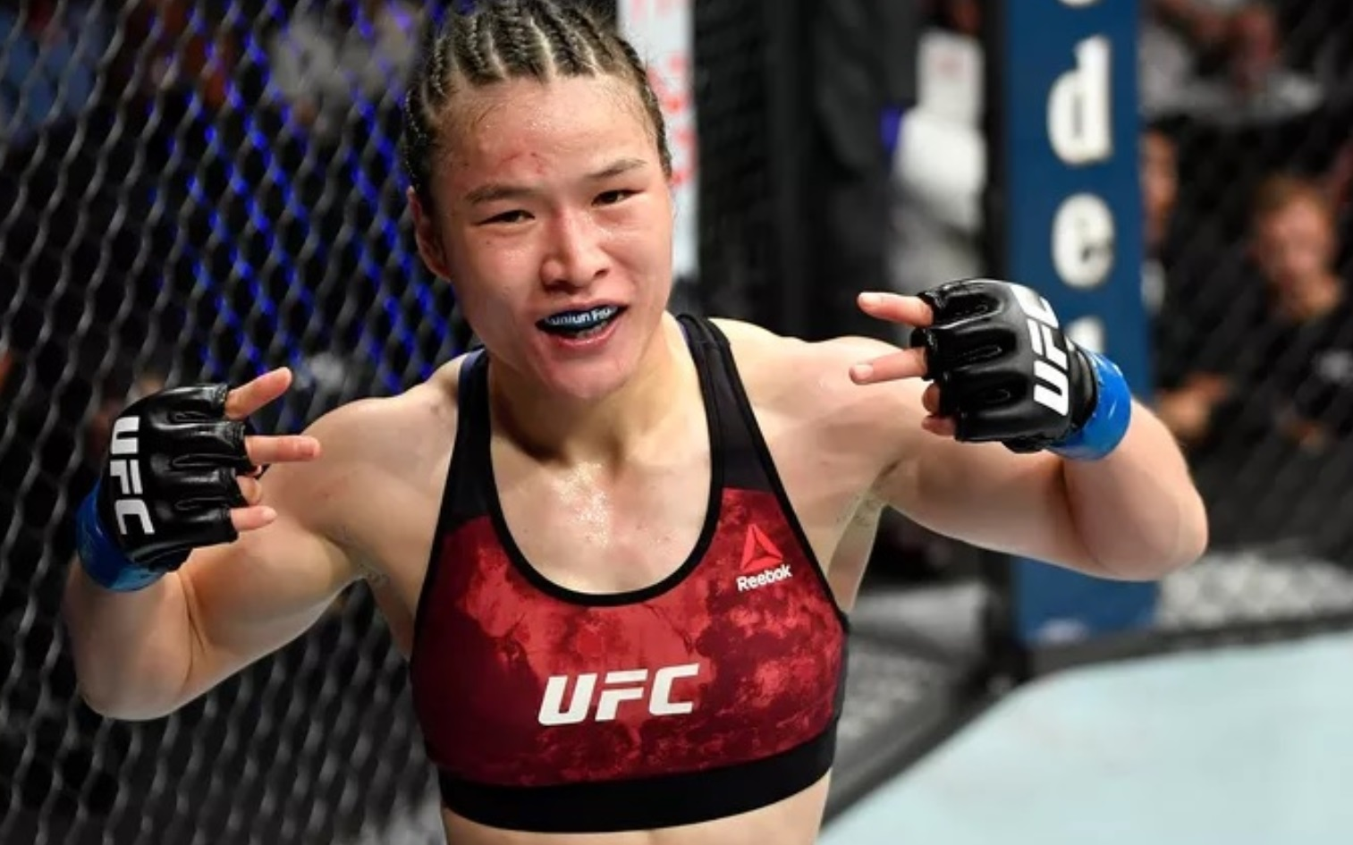 Zhang Weili Earnings UFC