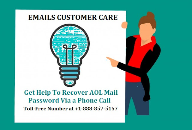 Recover AOL Mail Password