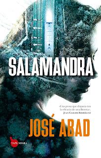 Salamandra - José Abad (editorial Almuzara).