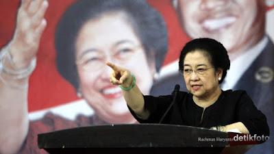 Titel Petugas Partai Megawati Dulu untuk Jokowi, Kini Ganjar
