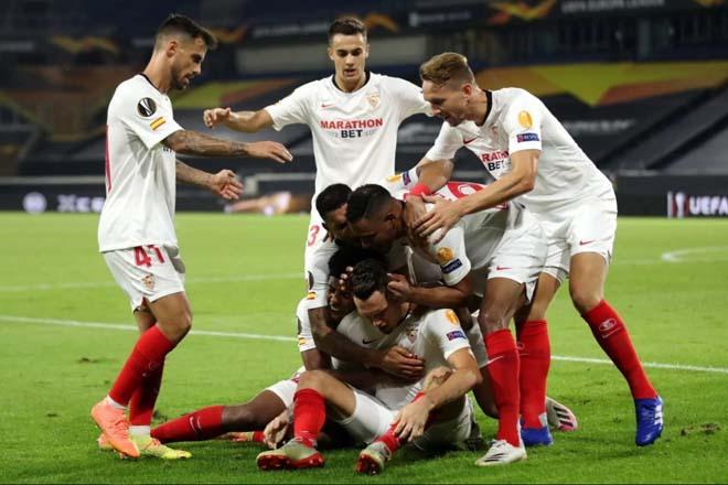"""MU mơ vô địch Europa League: Sevilla """"khó nuốt"""" & dớp bán kết của Solskjaer"""