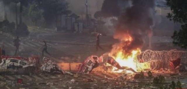 Investigasi Kerusuhan 22 Mei Polri: Oknum Parpol Terlibat