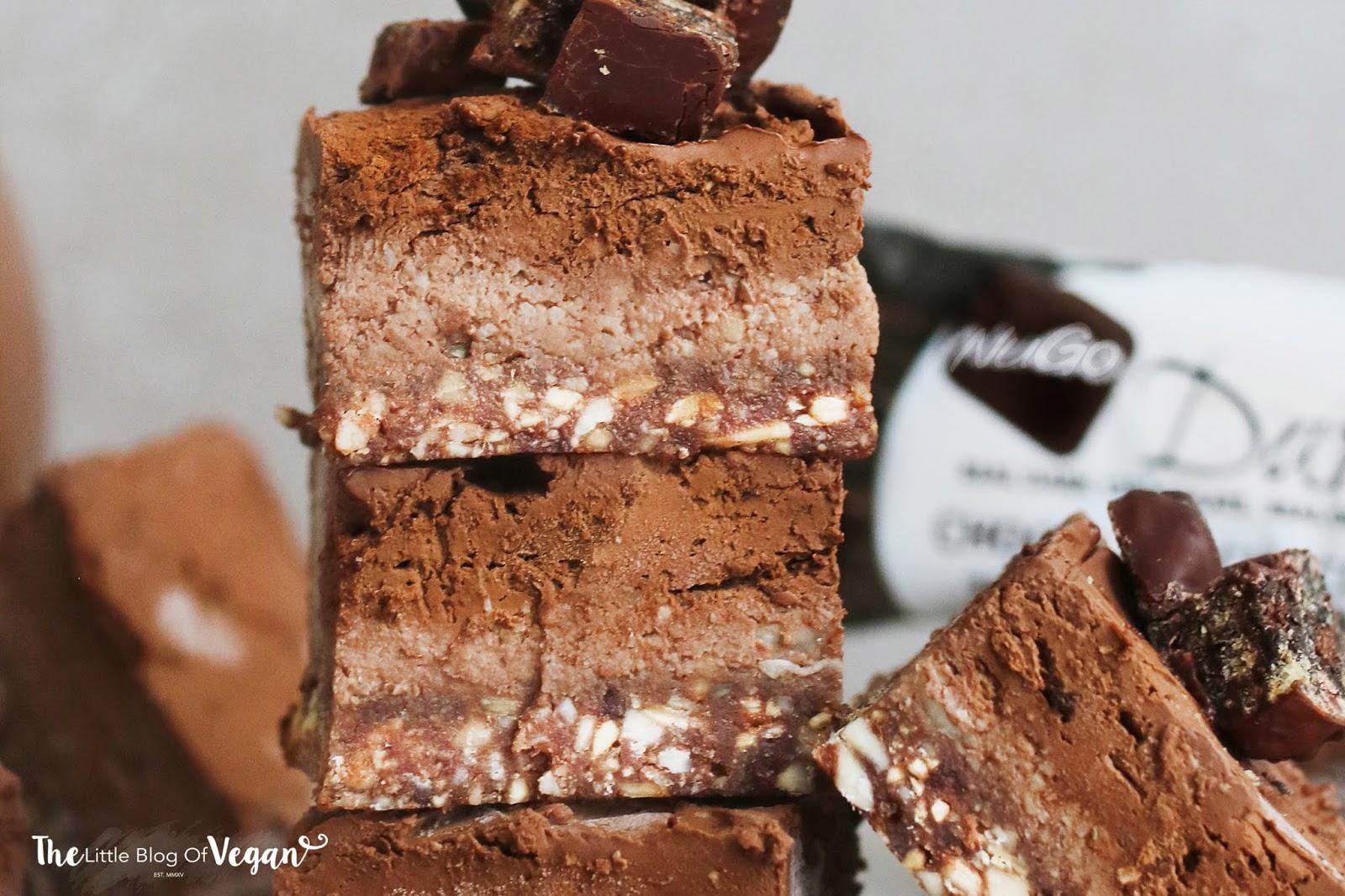 No-bake praline cheesecake bars recipe | Ft Nugo