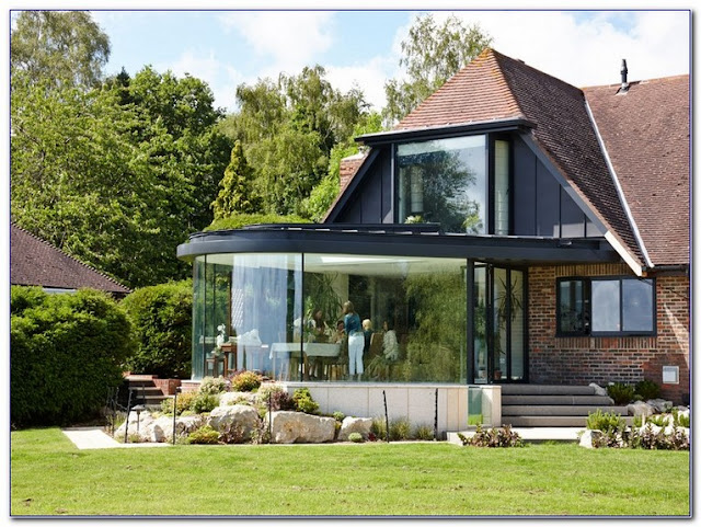 Best Curved GLASS Bay WINDOWS for homes