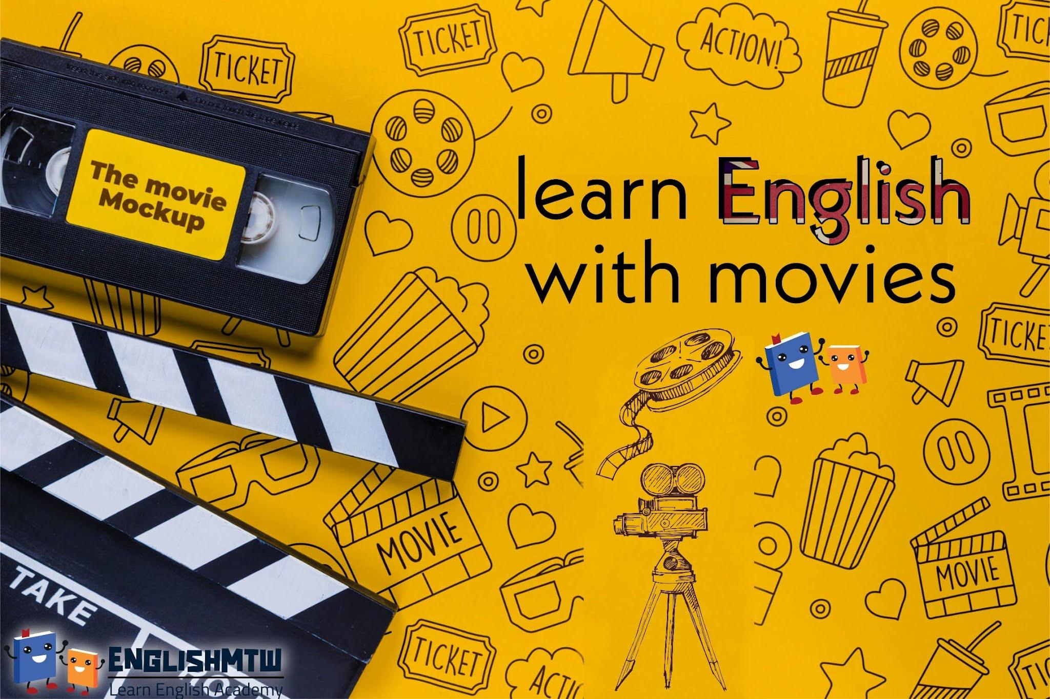 أفلام وعروض ومقاطع فيديو مترجمة لتعلم اللغة الإنجليزية ستحبها