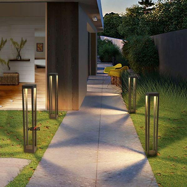 desain lampu taman