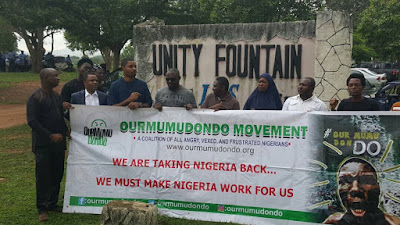 Steer clear of South East, group warns anti-Buhari protesters
