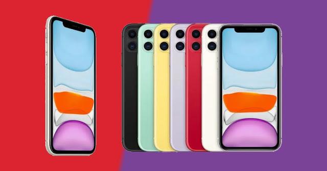 أبل تقدم خدمة استبدال مجانا لبعض هواتف الايفون 11
