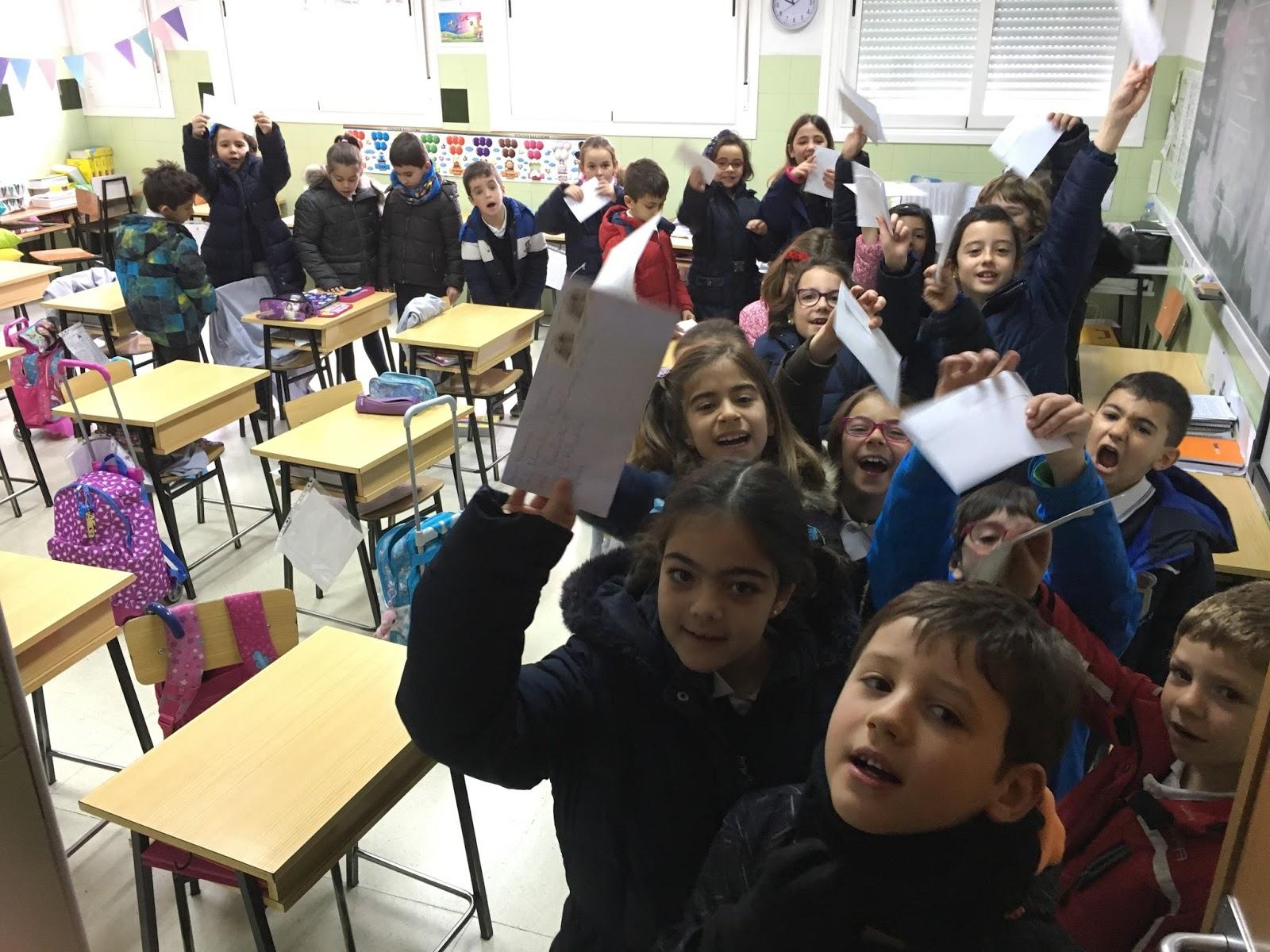Agustinas Valladolid - 2017 - Primaria 2 - Enviamos una carta - Miralrededor 1