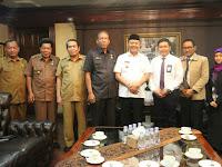 Wali Kota Apresiasi Kedatangan & Sosialisasi Kepala KPPU Perwakilan Daerah Medan