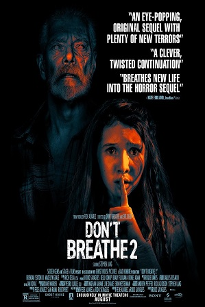 Don't Breathe 2 (2021) 350MB Full English Movie Download 480p Web-DL