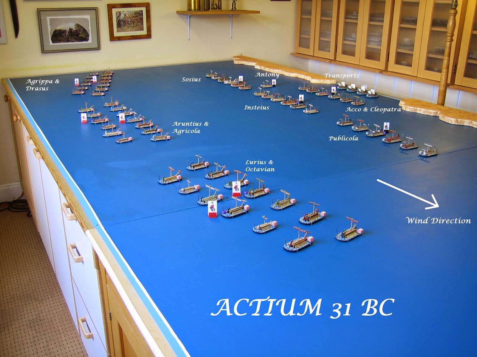 Actium deployments