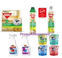 Logo Buoni sconto Baygon Spray, Esca, scarafaggi e formiche,Strabilia , MilMil