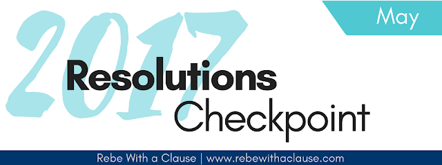 Resolutions Checkpoint 2017 - Rebe With a Clause