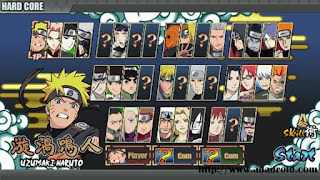 Download Naruto Senki Mod by Yoga Awaluddin Apk